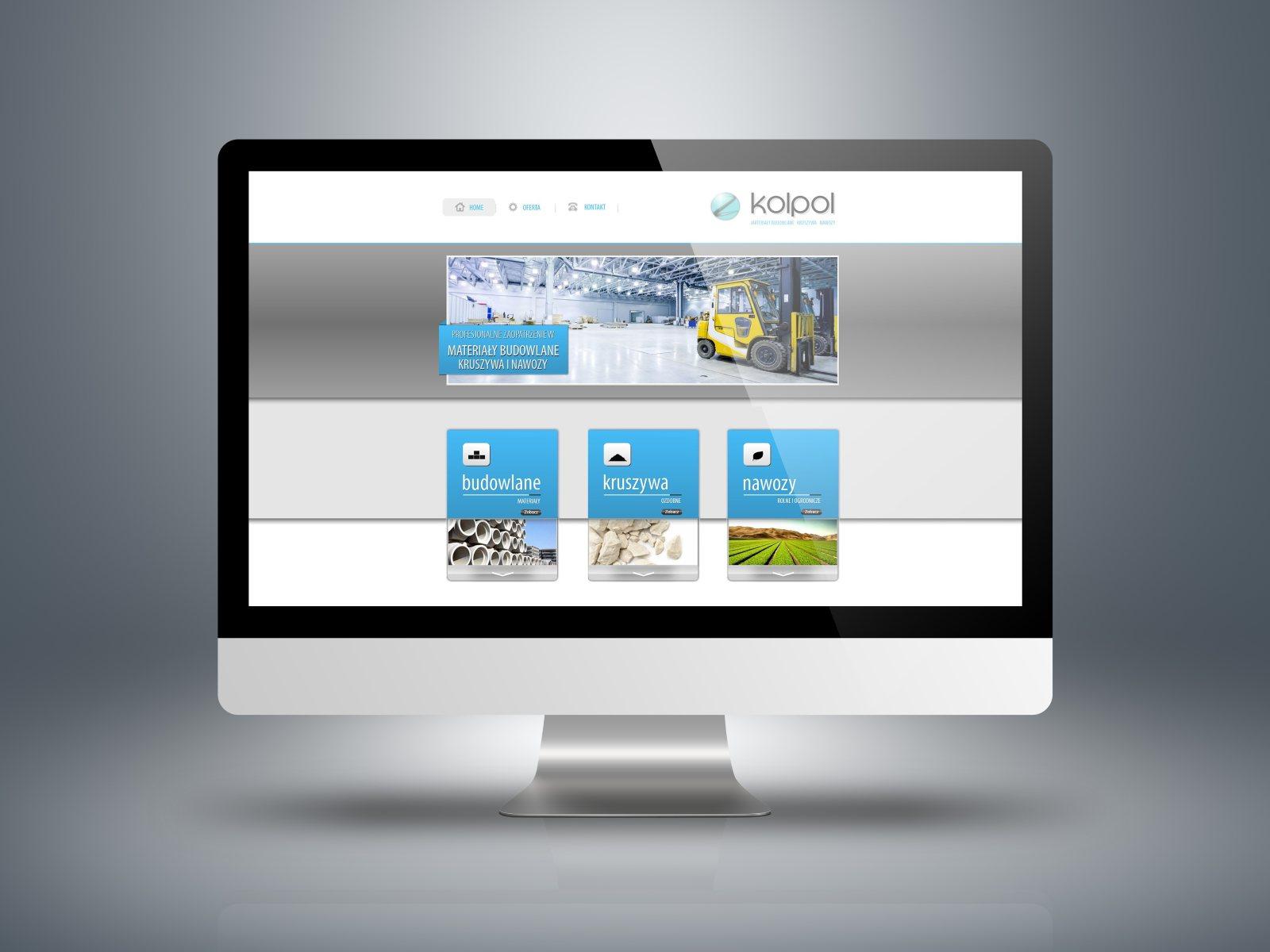 strona internetowa kolpol
