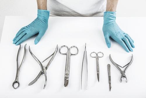 chirurg precyzja