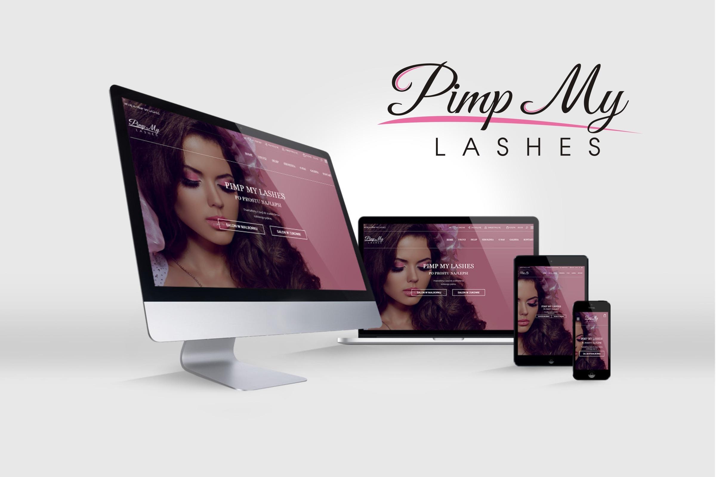 sklep internetowy pimp my lashes