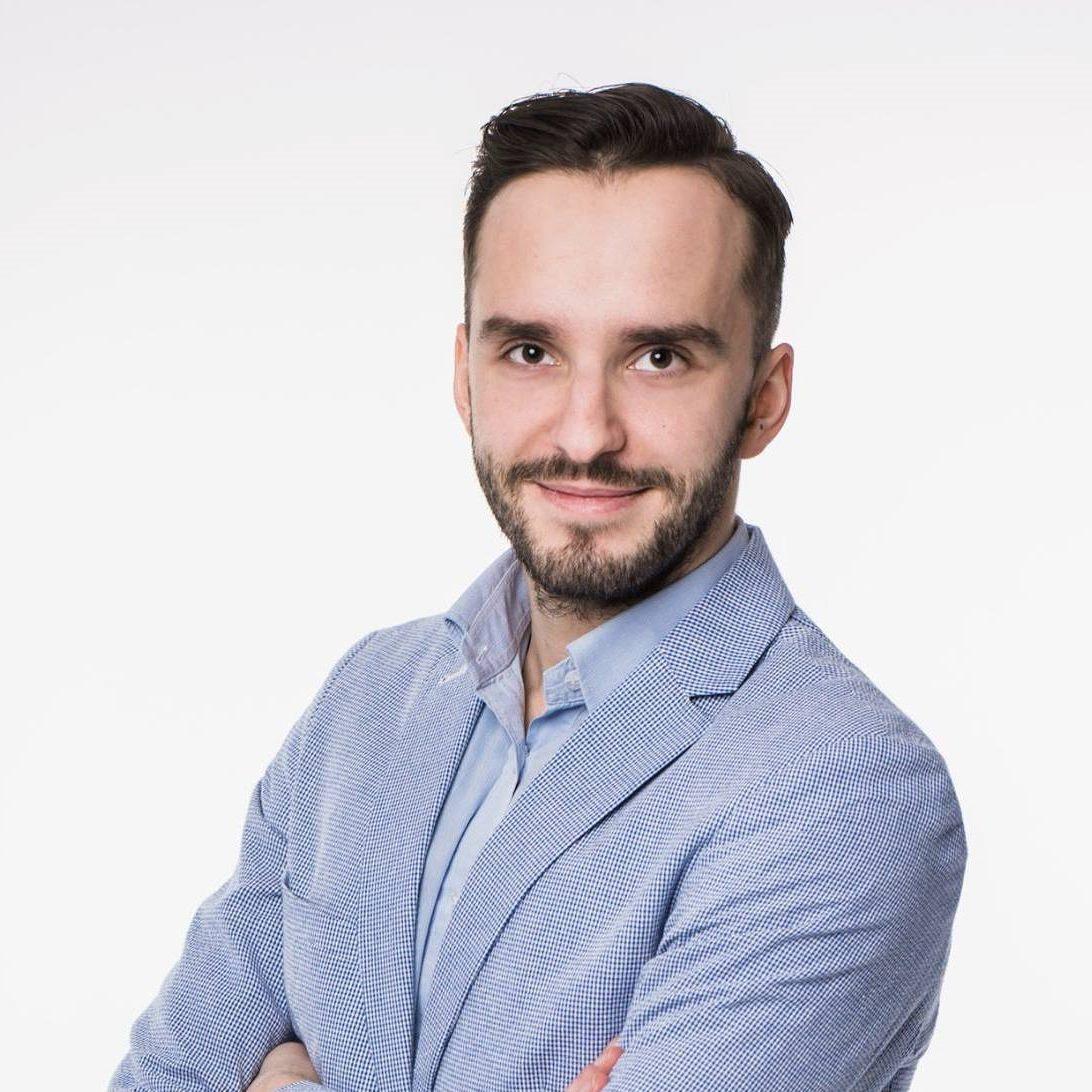 Błażej Katarzyński, ekspert i strateg marketingowy